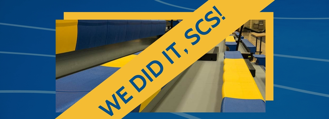 New Stands for our Royals Fans - We did it! -banner