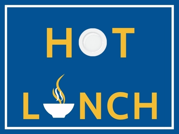 Hot Lunch - CANCELLED for January