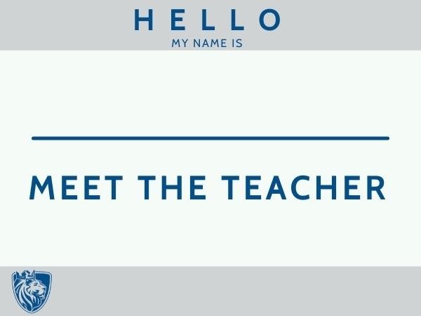 Meet the Teacher Night (K-12)