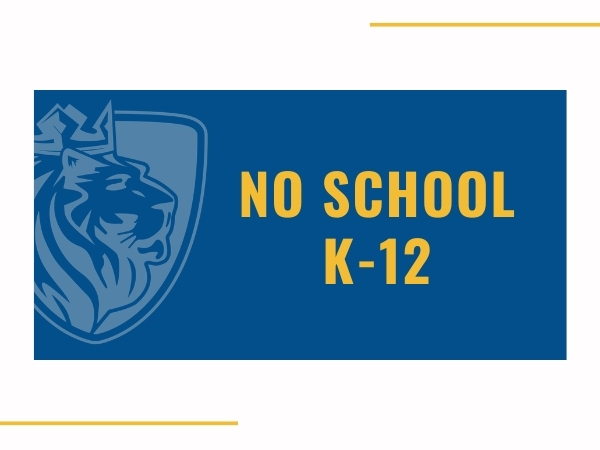 No School - K-12