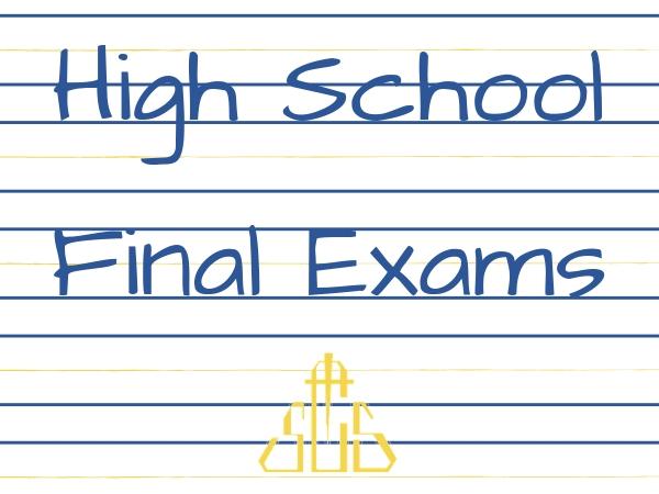 High School Final Exams