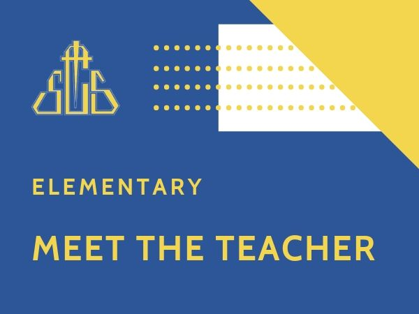 Elementary Meet the Teacher Night