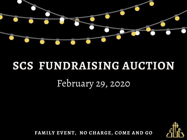 Fundraising Auction