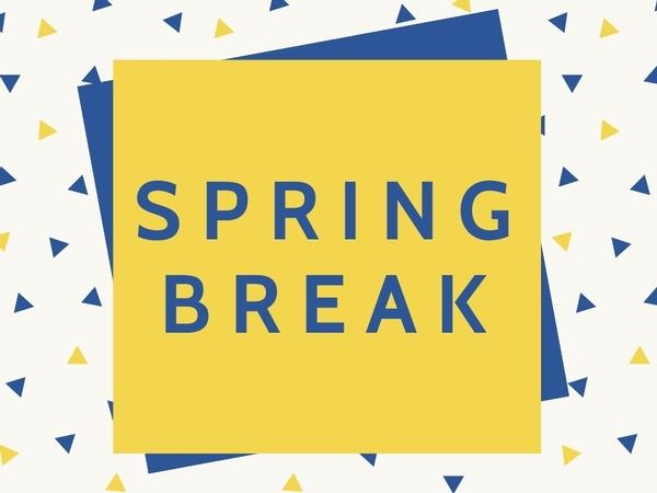 No School K-12 February Break