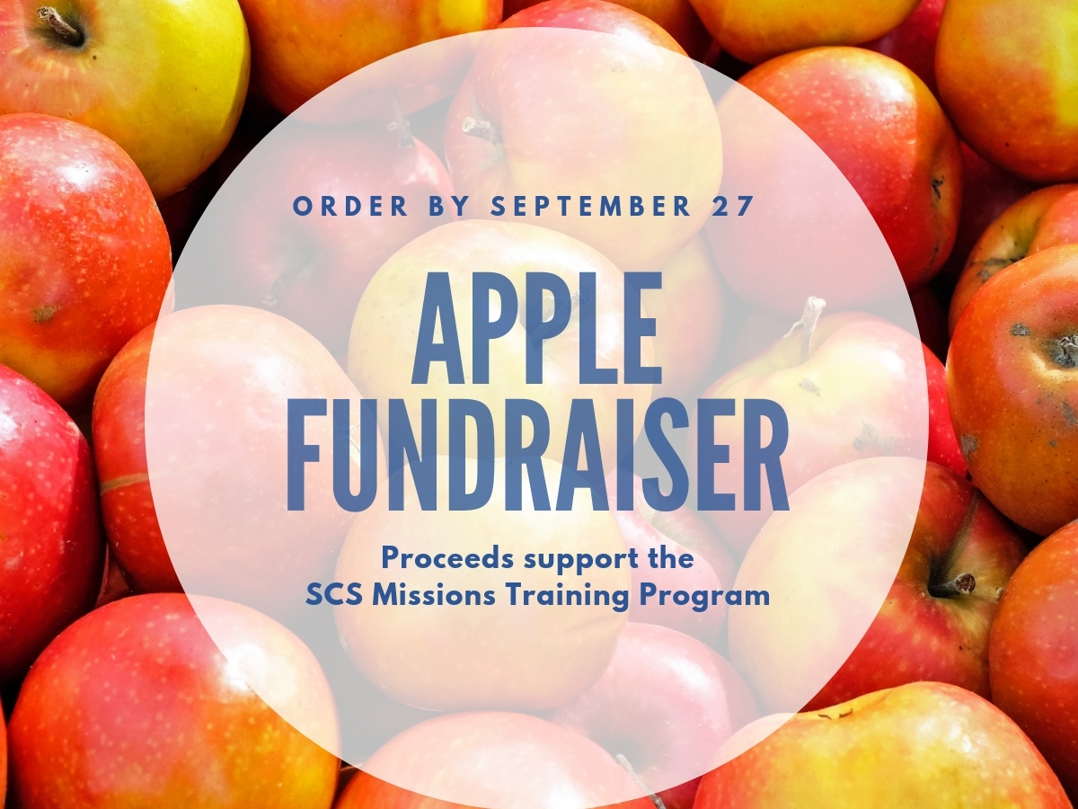 Apple Fundraiser Order Deadline